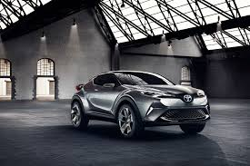 renault suv concept toyota concept chr on behance