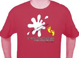 alumni tshirt official t shirt for alumni reunion alegria national high school