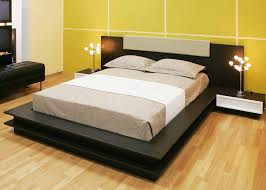 Modern Bed Designs In Wood Bed