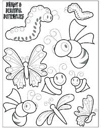 preschool coloring pages bugs coloring pages of bugs coloring pages bugs coloring page bugs