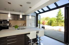 antique 22 kitchen with bifold doors on folding doors kitchen