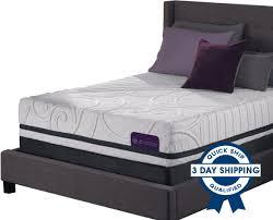 serta icomfort blue max 1000 cushion plush mattress