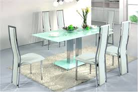 all glass dining room table white kitchen tables and chairs furniture interesting dining room