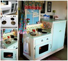 play kitchen ideas 20 of the best upcycled furniture ideas kitchen with my 3 sons