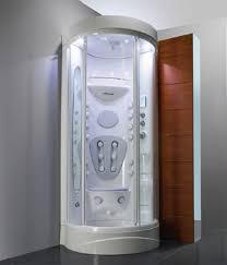 bathroom futuristic shower stall with high tech feature white modern bathroom bathroom futuristic shower stall with high tech feature white glubdubs