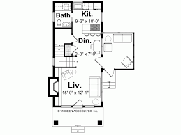 two bedroom cottage plans eplans cottage house plan two bedroom cottage 1038 square