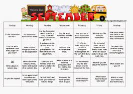 september is almost here a teachable year