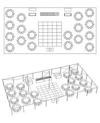 Floor Plan Wedding Reception The 25 Best Tent Wedding Ideas On Pinterest Tent Reception