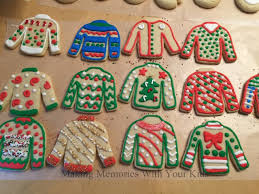 sweater cookie cutter sweater cookies memories with your