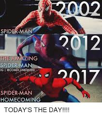 The Amazing Spiderman Memes - 25 best memes about todays the day todays the day memes