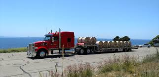 kivi bros trucking flatbed stepdeck heavy haul trucking