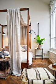 how to decorate canopy bed creative ways to decorate your four poster bed the official blog