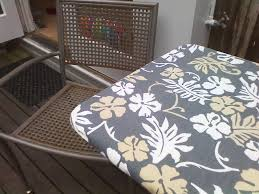 elasticized picnic table covers custom heavy duty vinyl tablecloths furniture covers regarding