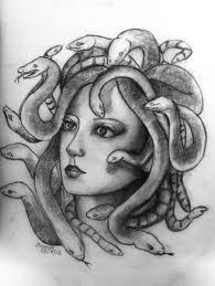 medusa the gorgon by alb art on deviantart