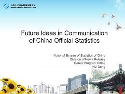 china statistics bureau future ideas in communication of china official statistics
