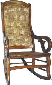 Cane Rocking Chair Restoration Services
