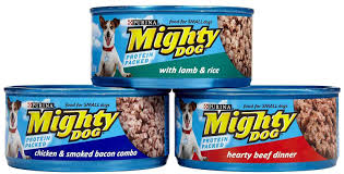 new mighty dog coupon get 2 00 off 12 cans