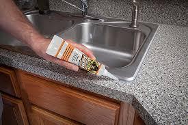 Sealant For Kitchen Sink Best Caulk In April 2018 Caulk Reviews