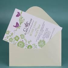 Plain Wedding Invitations Aliexpress Com Buy Free Shipping Hi1036 Elegant White Wedding
