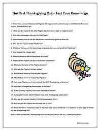 thanksgiving quiz test your thanksgiving knowledge thanksgiving