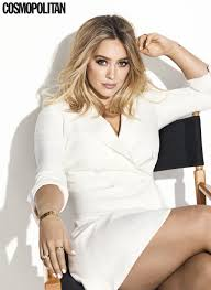 cosmopolitan article hilary duff on cosmopolitan february issue 2017 popsugar celebrity