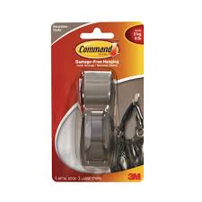 Hanging Heavy Pictures Without Nails Picture U0026 Mirror Hanging Fasteners The Home Depot