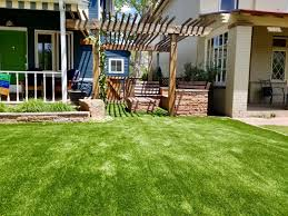 synthetic grass in alaska turf pros solution
