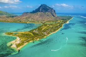 Padi Flag Diving In Mauritius Padi Travel