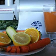 official champion juicer best masticating juicer juicers made