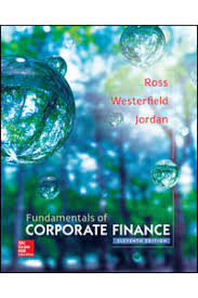 test bank for fundamentals of corporate finance 11th edition by