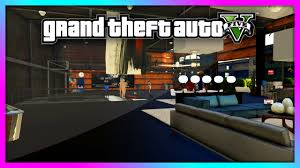 gta 5 awesome loft apartment mod gameplay supercar garage