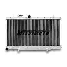 amazon com mishimoto mmrad wrx 01x performance x line aluminum
