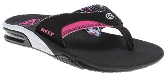 reef fanning flip flops womens on sale reef fanning sandals womens up to 60 off