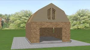 how to build a gambrel roof 7 steps with pictures wikihow