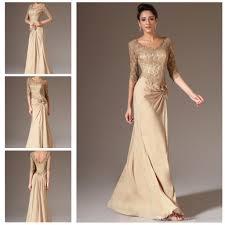 gold evening wear dresses dress images