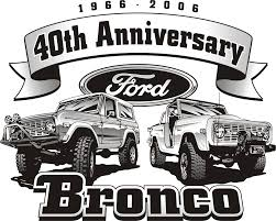 logo ford vector ford bronco logo image 177