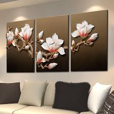 Dining Room Paintings by 3d Dining Room Paintings Indian Elephant Paintings Daisies Flower