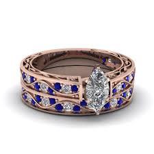 antique diamond engagement rings blue sapphire engagement rings fascinating diamonds