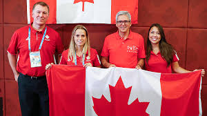 Canada Flag Bearer Fisu Summer Games Flag Bearer Announced As 5 Mcgillians Off To
