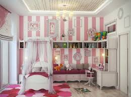 Pink Canopy Bed Kids Room Wonderful Little Girl Bedroom With Canopy Bed Idea And