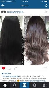 Black Hair Color Chart Best 10 Ashy Brown Hair Ideas On Pinterest Brunette Hair Ash