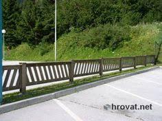 mizarstvo hrovat wooden fence ograja ljubljana http www