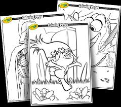 Free Coloring Pages Crayola Com Coloring Book Page