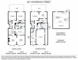 bryant victoria floor plan 38 bryant street 503 san francisco 661 alvarado street san francisco ca 94114 sold listing mls