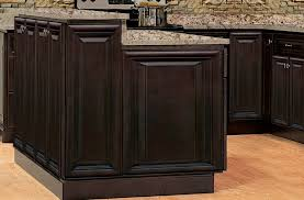 dark chocolate kitchen cabinets rittenhouse raised panel dark chocolate solid wood cabinets