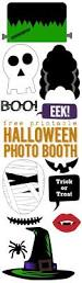 printable halloween banner free printable halloween photo booth paper trail design