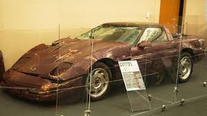 where is the national corvette museum corvette museum won t keep sinkhole after all cnn