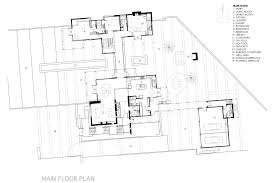courtyard home floor plans gallery of the courtyard house formwerkz architects 12 first floor