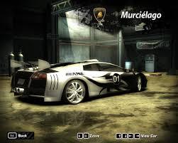 Lamborghini Murcielago Back - need for speed most wanted 2005 nfs mw 2005 lamborghini murcielago