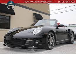 2008 porsche 911 turbo cabriolet 2008 porsche 911 turbo cabriolet 6 speed manual 997